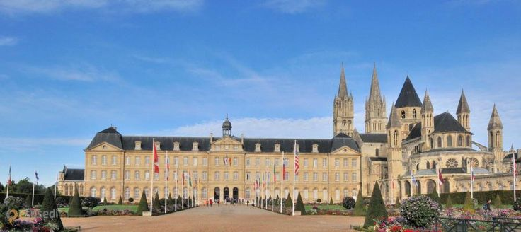 Аббатство Святого Стефана – #Франция #Нижняя_Нормандия #Кан (#FR_P) Бывшее бенедиктинское аббатство в городе Кан. http://ru.esosedi.org/FR/P/1000235612/abbatstvo_svyatogo_stefana/