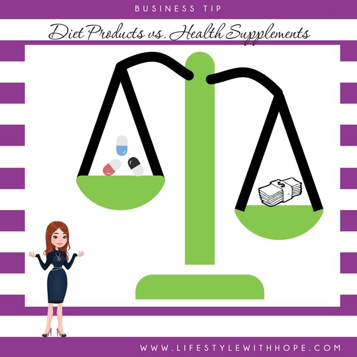 Diet Products vs Health Supplements, what is the better business for your bank…