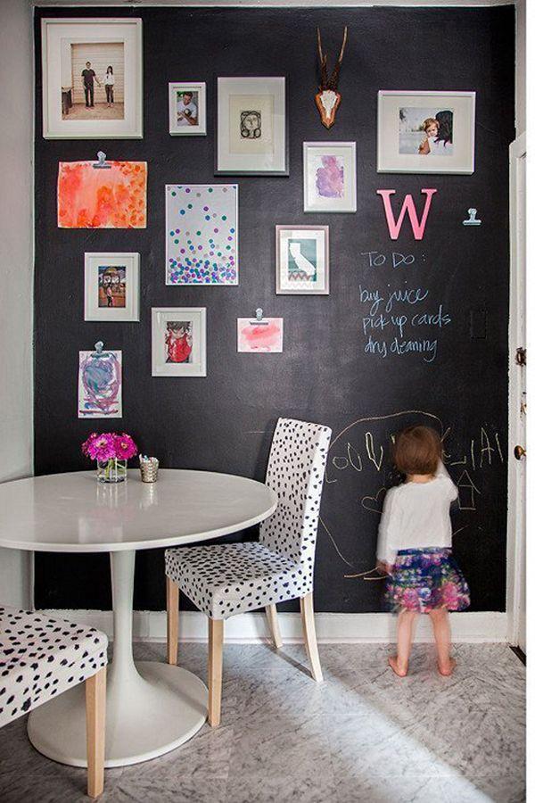 Dalmatian diy chair sharpie