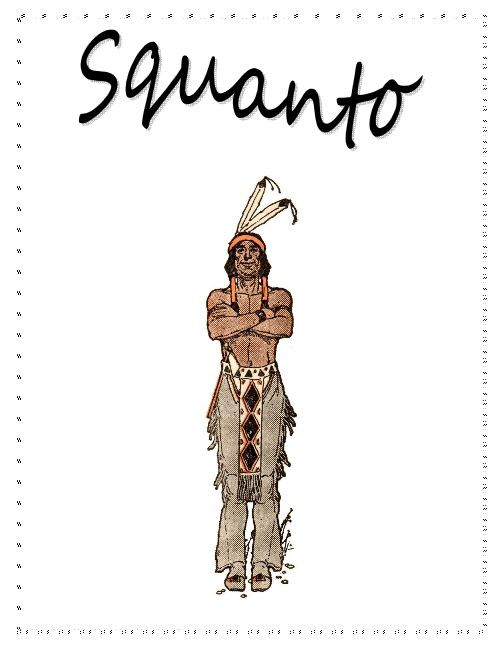 a biography of squanto a patuxet man Free squanto lapbook  squanto was a patuxet indian  squanto mini biography name: tisquantum nickname: squanto – given by the english.