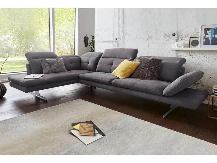 Ecksofa Grau 319cm Ottomane Links Exxpo Sofa Fashion Living Room Designs Sofa Furniture