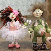 Магазин мастера Финти-Флюшки(Анна): человечки, коллекционные куклы