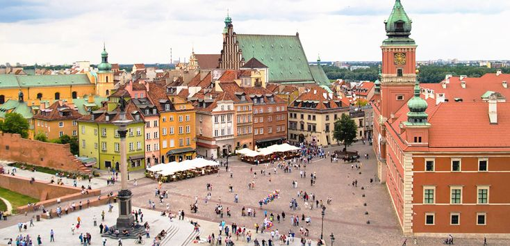 Poland & Prague Tours - Catholic Pilgrimages