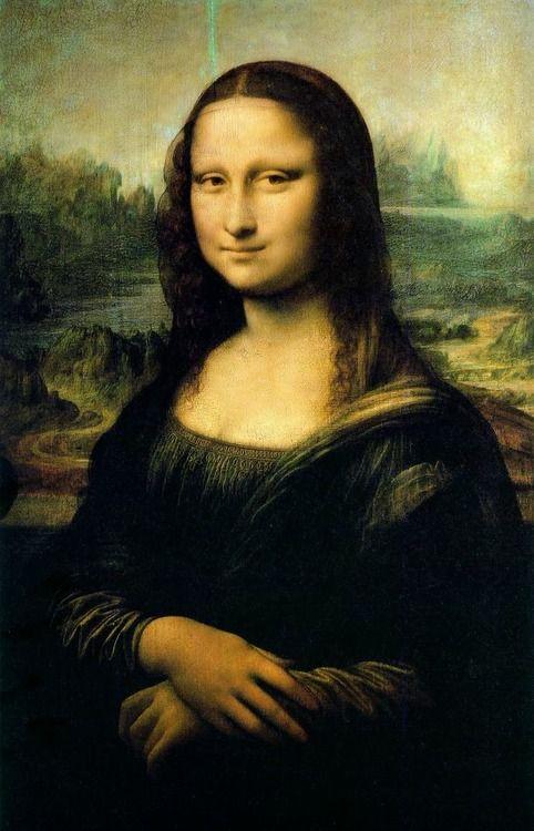 Leonardo DaVinci - Mona Lisa