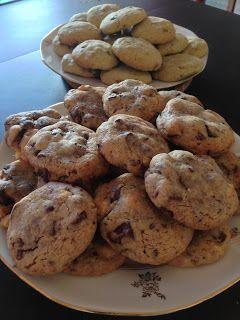 Recette des cookies crousti-fondants aux 3 chocolats, par Boeuf Karotte