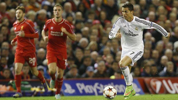 El Real Madrid de Cristiano Ronaldo recibirá este miércoles al Liverpool (2:45 pm. / Fox Sports) en la Champions League con el ánimo de prolongar el estado eufórico que atraviesa y lograr un triunfo que deje sentenciada su clasificación para los octavos de final. #Depor