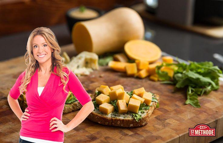 Isabelle Huot vous détaille les bienfaits des courges. Quelle est  votre recette préférée?//Isabelle Huot outlines the healthy benefits of squash. What is your favorite recipe?