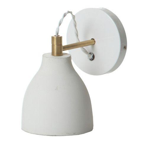 decode lighting. heavy wall light by benjamin hubert for decode lighting