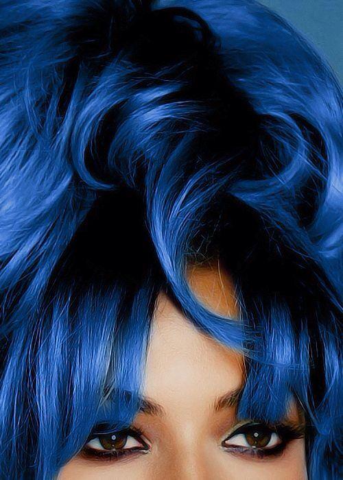 Beyoncé Blue