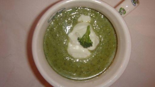 Recept Brokolicová polévka