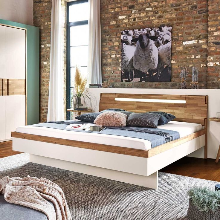 Einzelbett Weiß MDF 140x200 Jetzt bestellen unter: http://www.woonio.de/p/einzelbett-weiss-mdf-140x200/