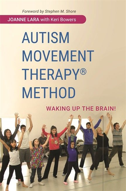 Autism movement therapy (R) method : waking up the brain -  Lara, Joanne -  plaats 607.532 # Dans- en Bewegingstherapie
