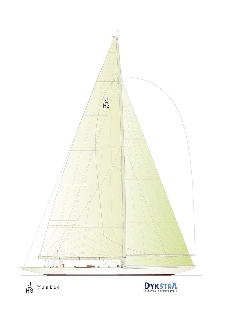 Yankee :: Image :: J Class Yachts Association
