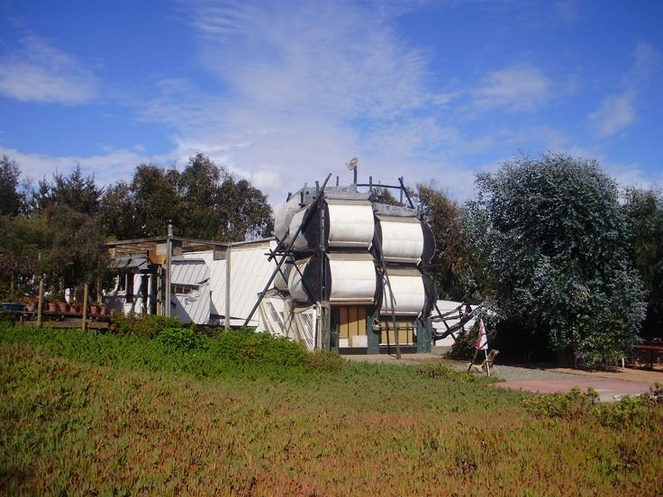 Hospedería de La Alcoba.  Ciudad Abierta