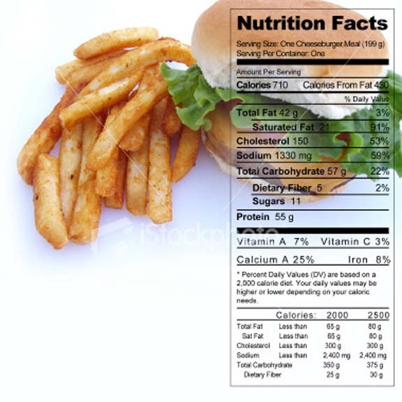The content information of the food benefits are there but sometimes we close the eyes because the taste is better than the nutrictions facts about that specified food.
