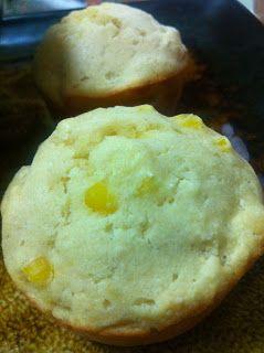 Sweet Corn Muffins Using Maseca