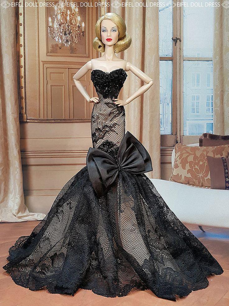 1698 best Barbie en Vogue images on Pinterest | Barbie collection ...