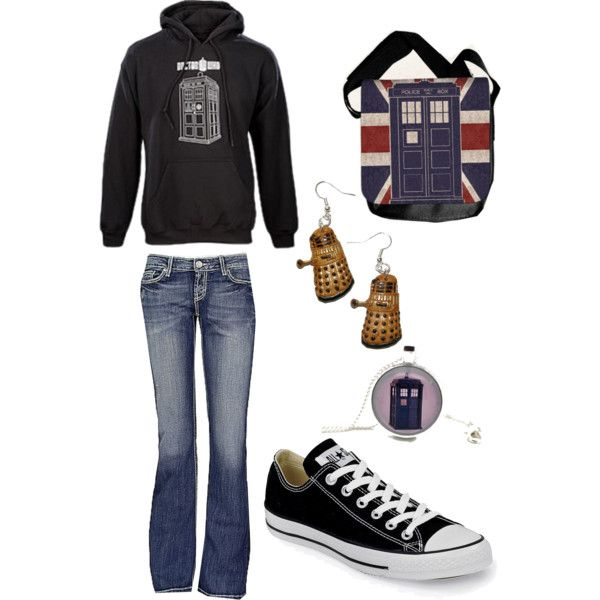 """""""Doctor Who 2"""" by jayfeather185 on Polyvore"""