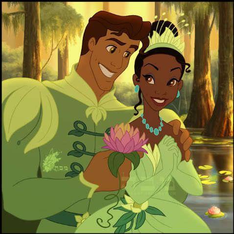 Princess Tiana and Prince Naveen | Naveen and Tiana - prince-naveen Photo