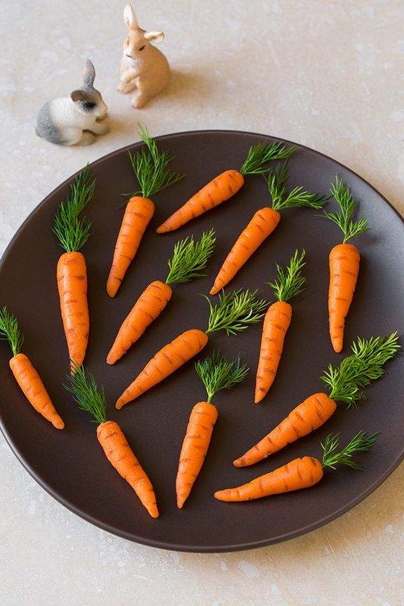 Marzipan Carrots | Cooking Classy