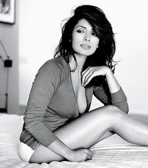 Shahi, one of the most beautiful women alive.