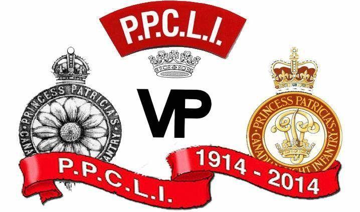PPCLI 100th Anniversary, my fall back plan....
