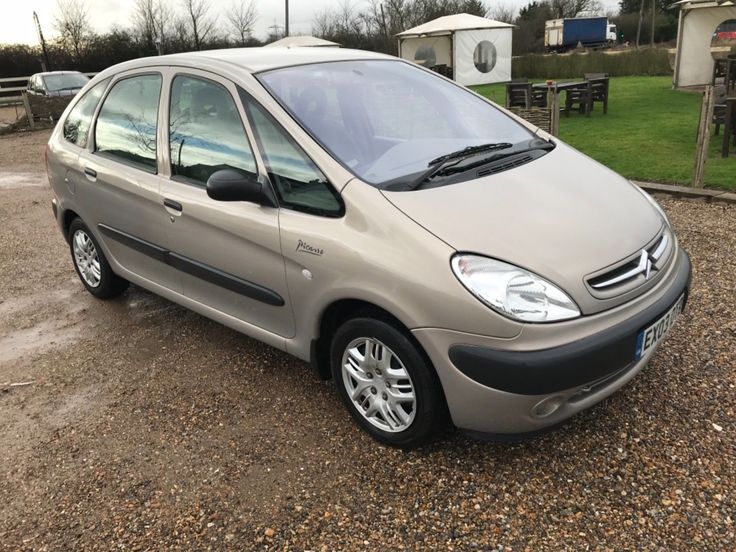 eBay: CITROEN XSARA PICASSO AUTOMATIC 2.0 2003 SPARES OR REPAIR #carparts #carrepair