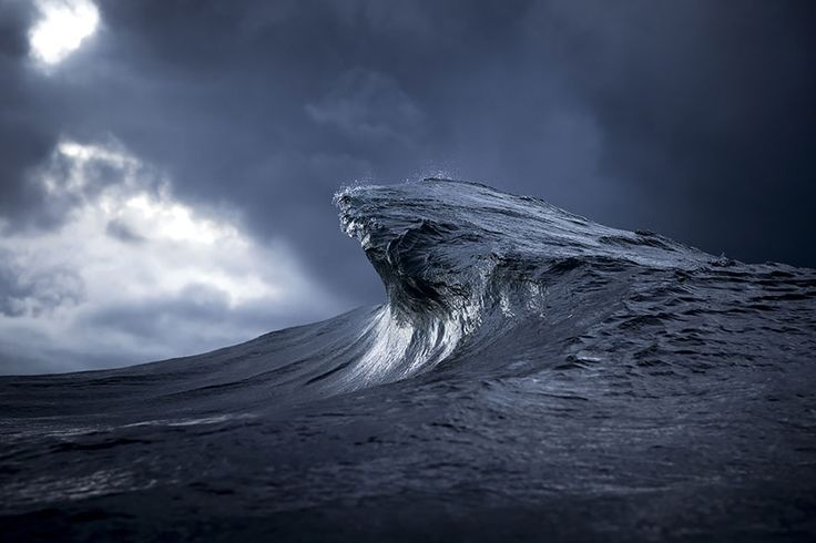 He's The World's Best Water Photographer… And He's Just Released These Haunting Images |
