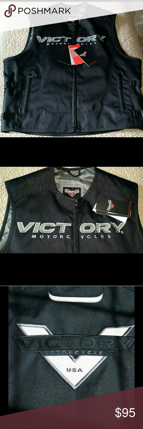 Motorcycle vest New Victory tactical vest XL Victory Other
