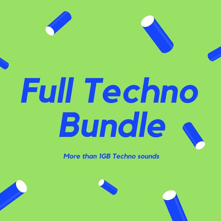 HOT NEW! Full Techno BUNDLE (24-Bit WAV LOOPS / SAMPLES / REX2) #1642Beats
