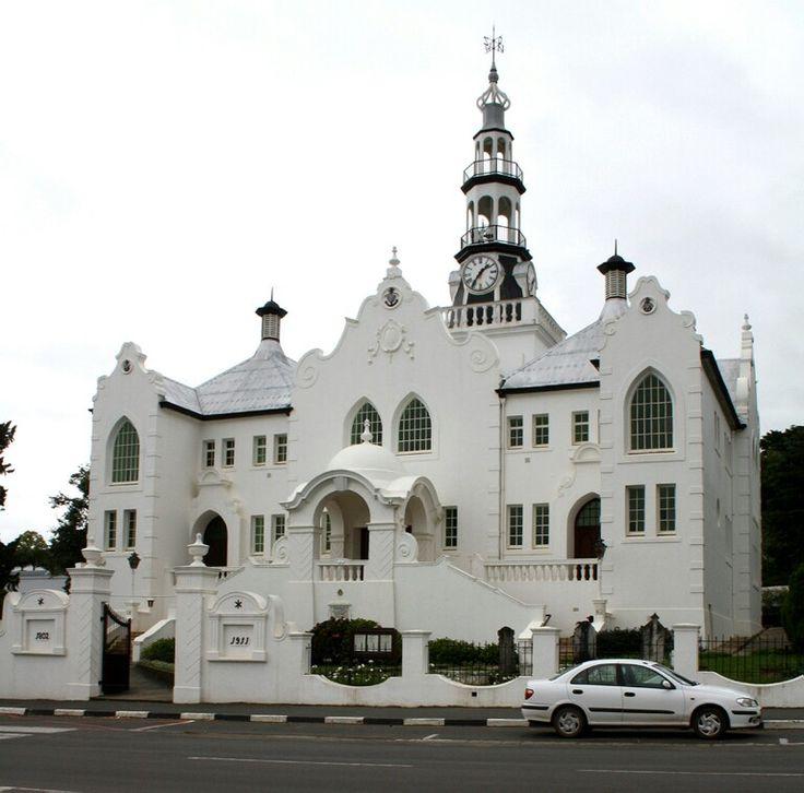 NG Church, Swellendam, South-Africa