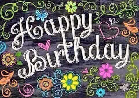 ┌iiiii┐ Feliz Cumpleaños - Happy Birthday!!!