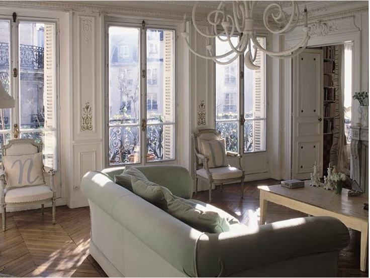 Parisian this is a beautiful space