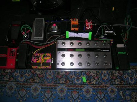 17 Best Images About Pedalboard Guitarist Dunia On