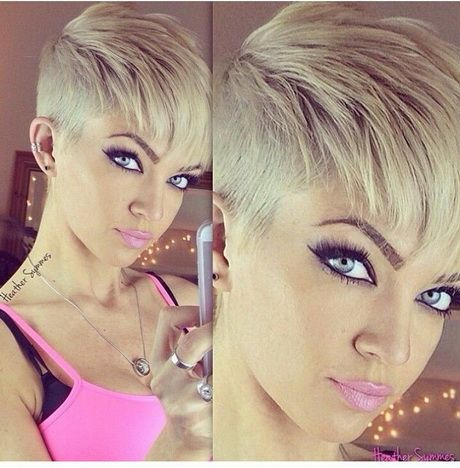 Short hairstyles for women for 2015