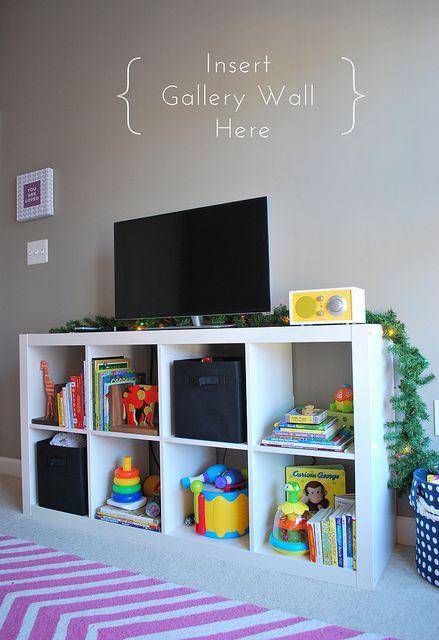Home Updates Cora S Playroom Playroom Childsroom Nursery On Rh Pinterest Co  Uk Computer Stand TV Wall Stand
