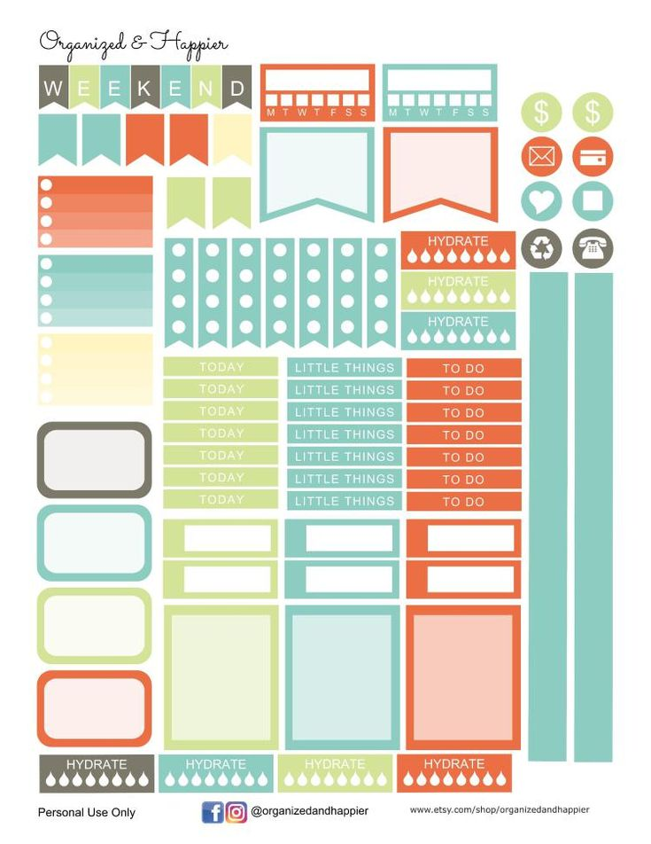 17 Best ideas about Planner Layout on Pinterest | Diary ...