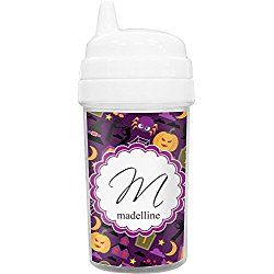 Halloween Toddler Sippy Cup (Personalized)