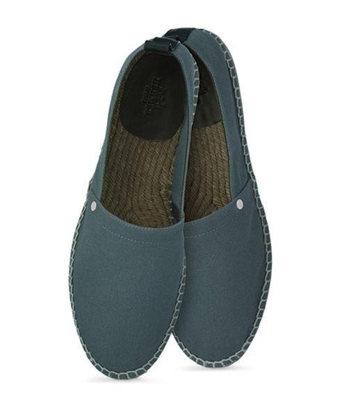 Chaussures espadrilles Hermès homme