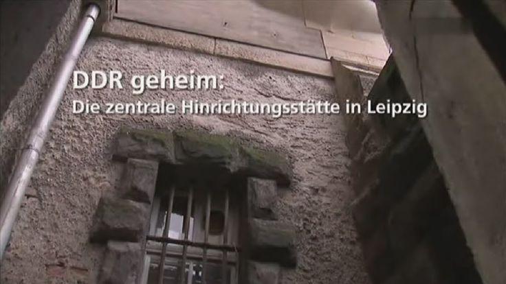 DDR Geheim - Die zentrale Hinrichtungsstätte in Leipzig ist eine Doku über die Hinrichtungsmethoden der DDR, die von 1952 bis 1968 mit der Guillotine (Fallbeil) und von 1968 bis 1987 mit dem Schuss hinterrücks ins Genick durchgeführt wurde. Keiner in Leipzig wusste das hinter den Mauern des Gefängnisses die zentrale Hinrichtungsstätte der DDR war.   #an #aus #berliner #botschaft #brandenburger #brd #DDR #DDRDokuundFilmKanal #Der #deutsch #deutsche #Diktatur #Eiserner