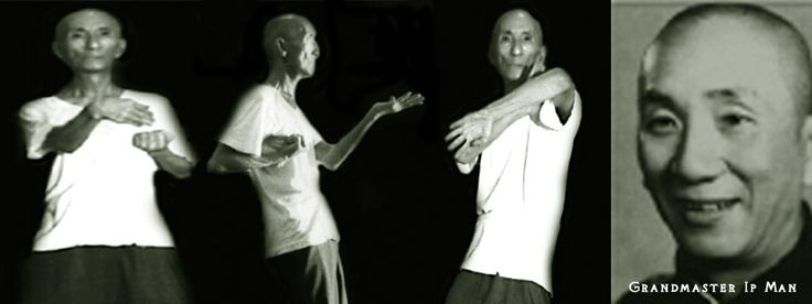 Finish learning Wing Chun.