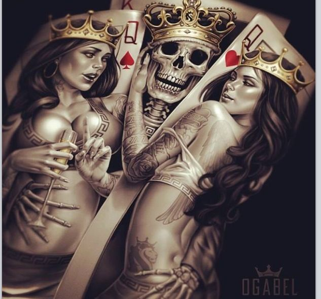 loose the skelton and place in a normal King