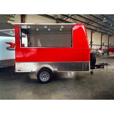 Food Truck, Gastronomico, Trailer Americano En Cuotas ! - $ 138.700,00
