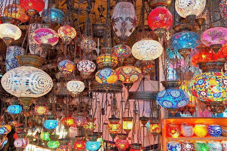 Grand Bazaar, biggest mall in the world.
