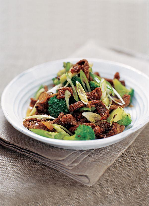 Bbc Good Food Chinese Crispy Chilli Beef