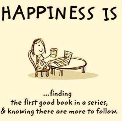 Bookworms will understand this unique joy.