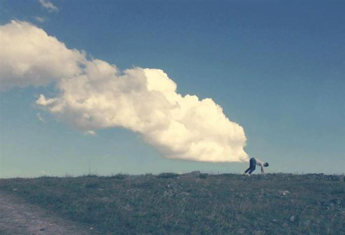 Оказывается, не только заводы портят экологию.