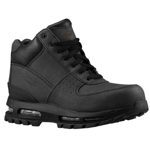 All Black Nike Boots