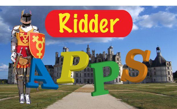Ridder en prinsessen apps voor kleuters