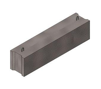 Фундаментные бетонные блоки ФБС Монолит-ЖБИ - 2BIM.RU